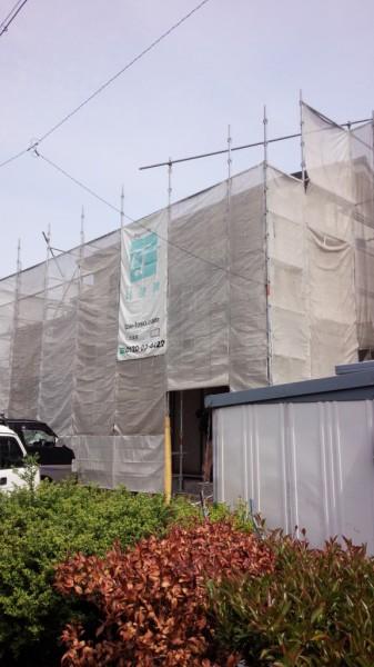 岡崎市Y様邸外壁塗装工事最終チェックから