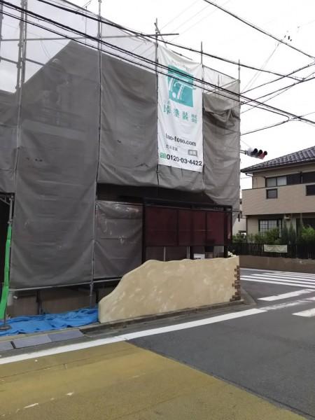 岡崎市O様外壁屋根塗装工事
