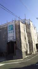岡崎市O様邸外壁屋根塗装工事その1