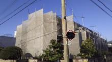 岡崎市T様邸・K様邸 西尾市K様邸 外壁塗装工事